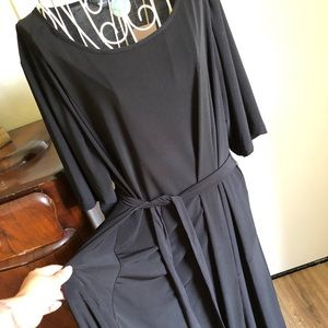 Nina Leonard Maxi Dress Sz 3X